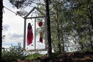 Birgitta Larsson: Tyngdlös.