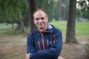 Per-Göran Månsson, ungdomsledare för nybörjare varje torsdag.
