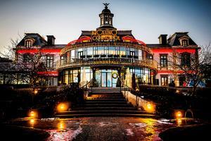 Länge drevs Sundsvalls bästa restaurang av staten och låg i kasinot.