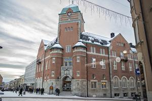 Julmarknaden på skyltsöndagen ägde rum inne på Telegrafhuset i Härnösand centrum.