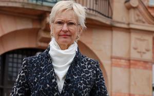 Kommunchef Ann-Therese Albertsson, Orsa kommun.Arkivbild.