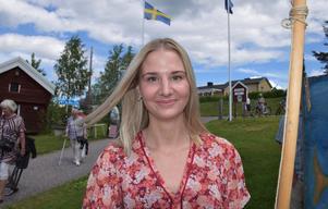 Clara Gunnarsson.
