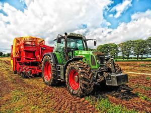 Förra året brukades 12 610 hektar av jordbruksmarken i Västernorrland ekologiskt.