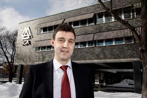 Ulf Larsson, vd för SCA.