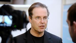 Anders Borg (M), finansminister.