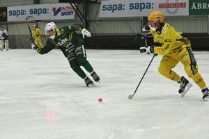 Ljusdals BK gjorde sin bästa insats för säsongen senast mot Vetlanda.