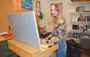 Patricia Moberg flyttar till Gylle skola efter jullovet.