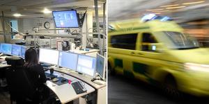 Antalet vårdsamtal till SOS Alarm slog rekord under juli månad. Trots det ser ambulanschefen Peter Sund ingen nämnvärd ökning i antalet ambulansuppdrag.
