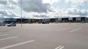 Gratis parkering hela dagen och gott om P-platser i Borlänge, upplyser Stig.