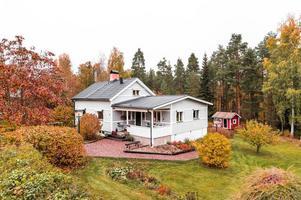 30-talsvilla på Gamla Berget i Falun. Foto: Kristofer Skog/Husfoto