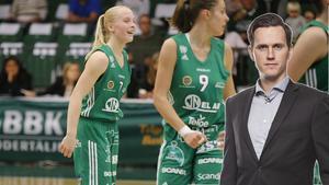 Klara Lundquist imponerar från start i Telge, skriver LT-sportens krönikör Jacob Sjölin.