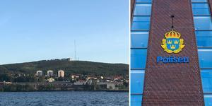 Inbrottet i lägenheten på Skönsmon ska ha skett under natten mot söndagen. Arkivbilder: Maria Nordström och Jan Olby.