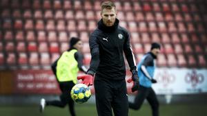 """ÖSK:s nya målvakt om rollen i laget, kampen med Oscar Jansson och de insläppta målen: """"Jag hatar dem"""""""