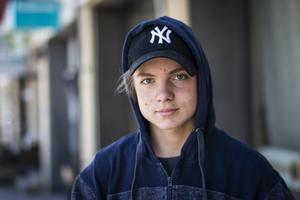 Denniz Engdahl, 13, student, Ånge.