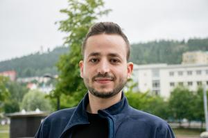 Ebrahim Alshaar, 23 år, kassör, Sundsvall.