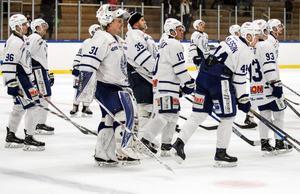 Köping Hockey lagbygge blev lyckat.