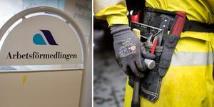 Långtidsarbetslösheten ökar i Sverige. Bilden är ett montage.
