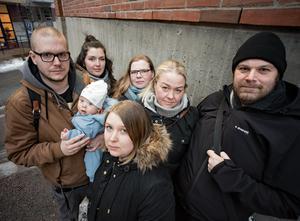 Spädbarnsgruppen i föreningen