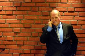 Sven-Olof Sällström (SD) riksdagsledamot från Ånge.