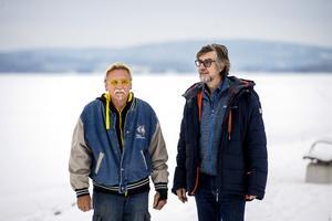 För tio år sedan fick Dag och Göran kontakt och det visade sig att de hade flera gemensamma beröringspunkter – de är båda från Härnösand och har bott i Söråker utan att känna till varandra.  I dag är de god vänner.