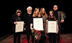Anita Marcus, Jan Mark, Hillevi Björnsson, Paula Stenström, Helena Bunker, Oskar Thunberg.