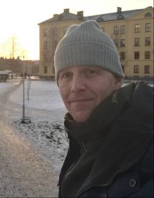 Roger Linde, ordförande i sektion ST inom Arbetsförmedlingen Södra Norrland.  Bild: Privat.