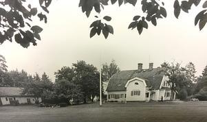 Björnöborg i början på 1970-talet.