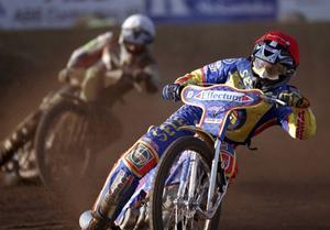 Tony Rickardsson – en hjälte för hela Speedwaysverige, enligt Martin Smolinski. Foto: Esbjörn Johansson