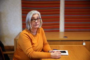 Pia Blomstedt, avdelningschef, individ- och familjeomsorgen, Mora kommun.