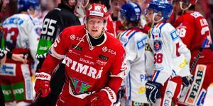 Vilmos Galló lämnar Timrå och ansluter till finska KooKoo. Bild: Pär Olert/Bildbyrån.