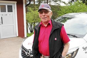 Lennart Kjellin fortsätter att svinga ordförandeklubben för Motormännen i Dalarna.