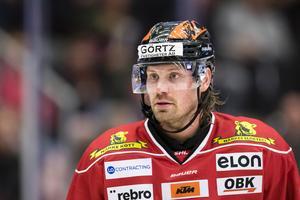 Stefan Warg kommer inte till spel. Bild: Andreas Sandström/Bildbyrån