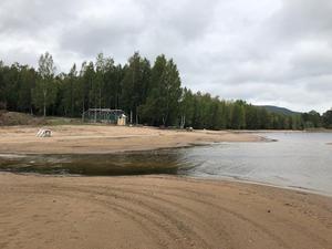 I musikpaviljongen belägen vid vattnet vill verksamheten kunna erbjuda musikunderhållning under sommaren.