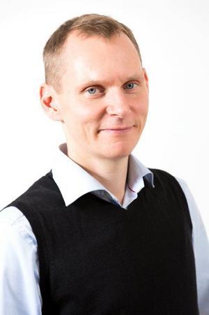 Torbjörn Jansson, forskare i jordbruksekonomi. Foto: Sveriges lantbruksuniversitet