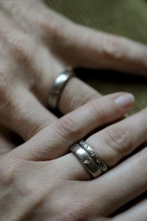 Par som vill använda ringar bör tänka på att ta ringarna med sig till vigseln. Foto: Jessica Gow/TT