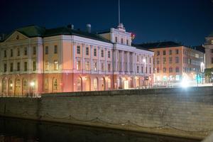 Utrikesdepartementet i Stockholm. Bild: Fredrik Sandberg/TT