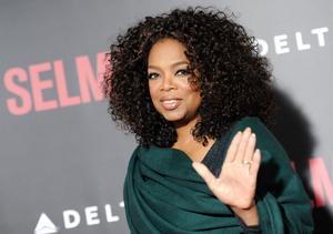 Oprah Winfrey.Bild: Evan Agostini
