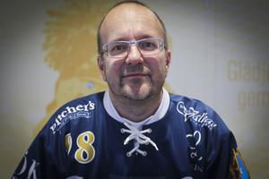 Jocke Nyström tycker att laget utvecklas hela tiden.
