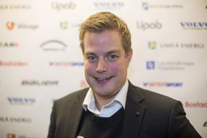 Per Kenttä får Lövenfansen att drömma om SHL. Foto: Bildbyrån