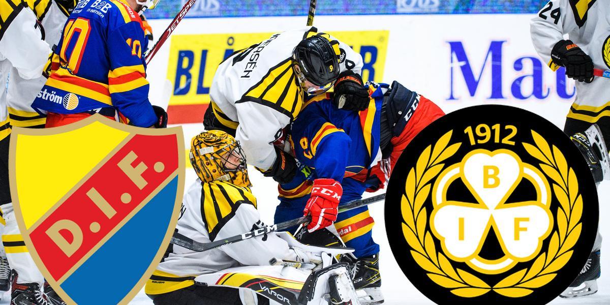 Liverapporten: Brynäs föll tungt på Hovet – så var matchen mot Djurgården