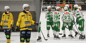 Det blev till slut VSK som fick jubla högst i Helsingehus Arena.