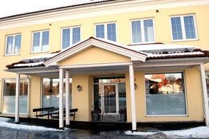 Monteliushuset  står sedan årsskiftet tomt och kommunen tittar på olika alternativ, bland annat en försäljning.