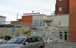 Akutmottagningen vid LIndesbergslasarett planeras att inte vara öppen dygnet runt.