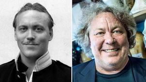 Skådespelaren Leif Andrée flyttade till Sundsvall när han  värvades som tonåring till Sundsvalls Simsällskap.  Foto: Arkiv