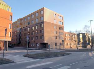 Clarion kan få ytterligare två våningar med sammantaget 60 nya hotellrum. och planen är att det ska vara klart till januari 2021. Illustration: Krook och Tjäder