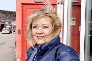 Pia Wåge, 55 år, säljare, Sundsvall: