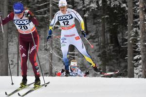 Ida Ingemarsdotter, näst bäste svenska med en 15:e placering.