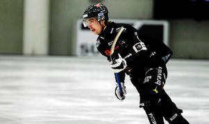 Lagkapten Robin Andersson är en av dom med utgående kontrakt i Tillberga.