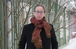 Sara Eby Palm har blivit Gävlebo - efter att ha flyttat runt en massa så har hon nu hittat hem.
