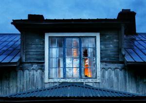 På Prästgården i Borgvattnet har övernattande gäster sedan i början av 1900-talet vittnat om skrämmande upplevelser.
